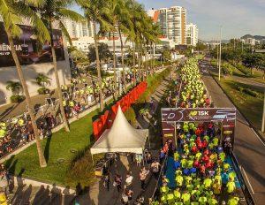 New Balance 15K Rio de Janeiro reuniu 2.000 corredores no último domingo - Foto: Divulgação