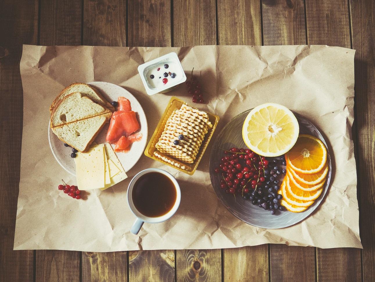 Vai tomar café da manhã antes da corrida? Veja o que não pode faltar - Foto: Unsplash/Anastasia Zhenina