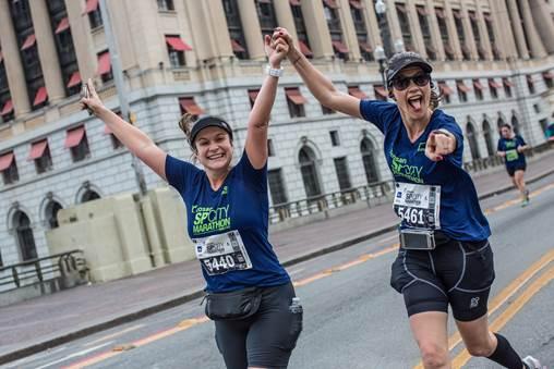 Mais de 13 mil corredores dominaram as ruas na Cosan SP City Marathon - Foto: Divulgação