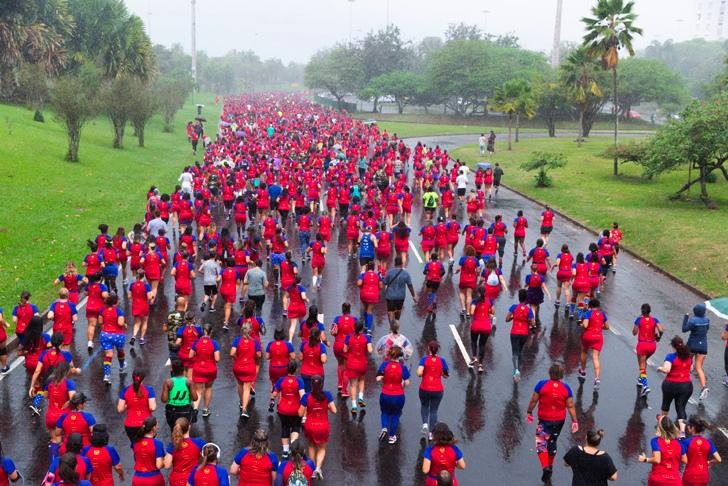 Corrida Mulher-Maravilha acontece neste final de semana no RJ - Foto: Divulgação Yescom