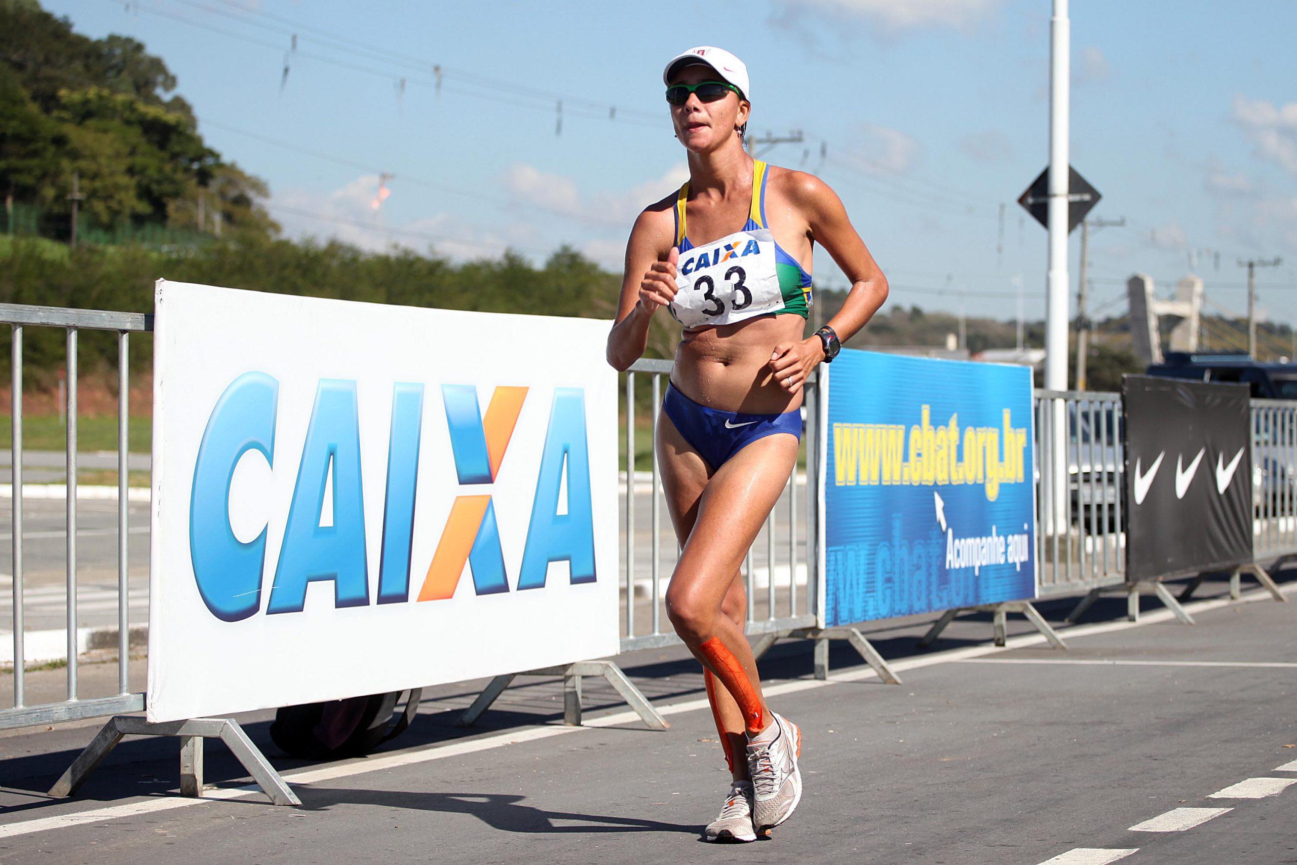 Brasileiros lutam por medalhas nos 20 km marcha atlética do Pan de Lima - Foto: Wagner Carmo/CBAt