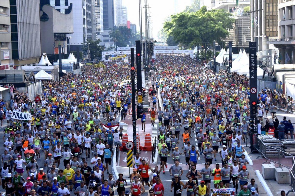 São Silvestre abre inscrições a R$197,50 para público geral - Foto:Sergio Shibuya/MBraga Comunicação