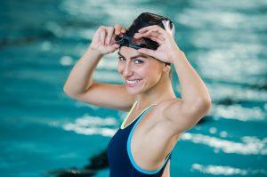 Qual o segredo do sucesso na natação?