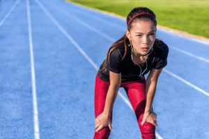 A busca pela plenitude física e mental durante a corrida