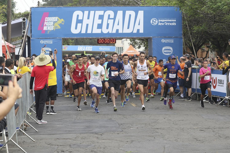 5ª Corrida e Caminhada Pague Menos Americana abre inscrições - Fotos - Divulgação