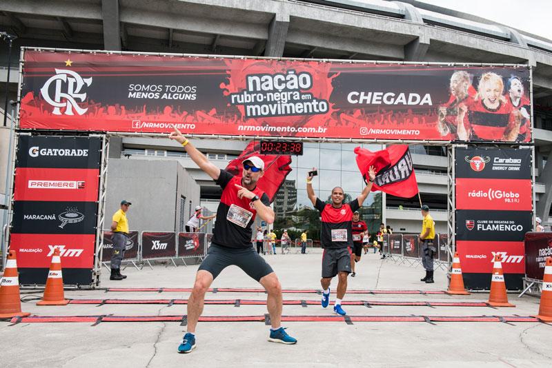 Maracanã abre os portões para segunda edição do Nação Rubro-Negra em Movimento