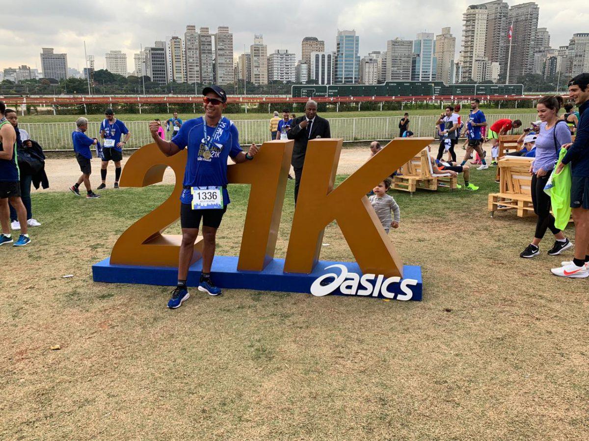 Asics Golden Run SP atrai mais de 4 mil corredores no dia dos pais - Foto: Leonardo Boscolo/Webrun