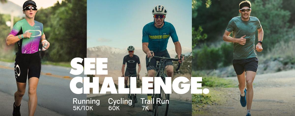 Oakley apresenta Oakley Challenge, primeiro evento oficial no Brasil - Foto: reprodução