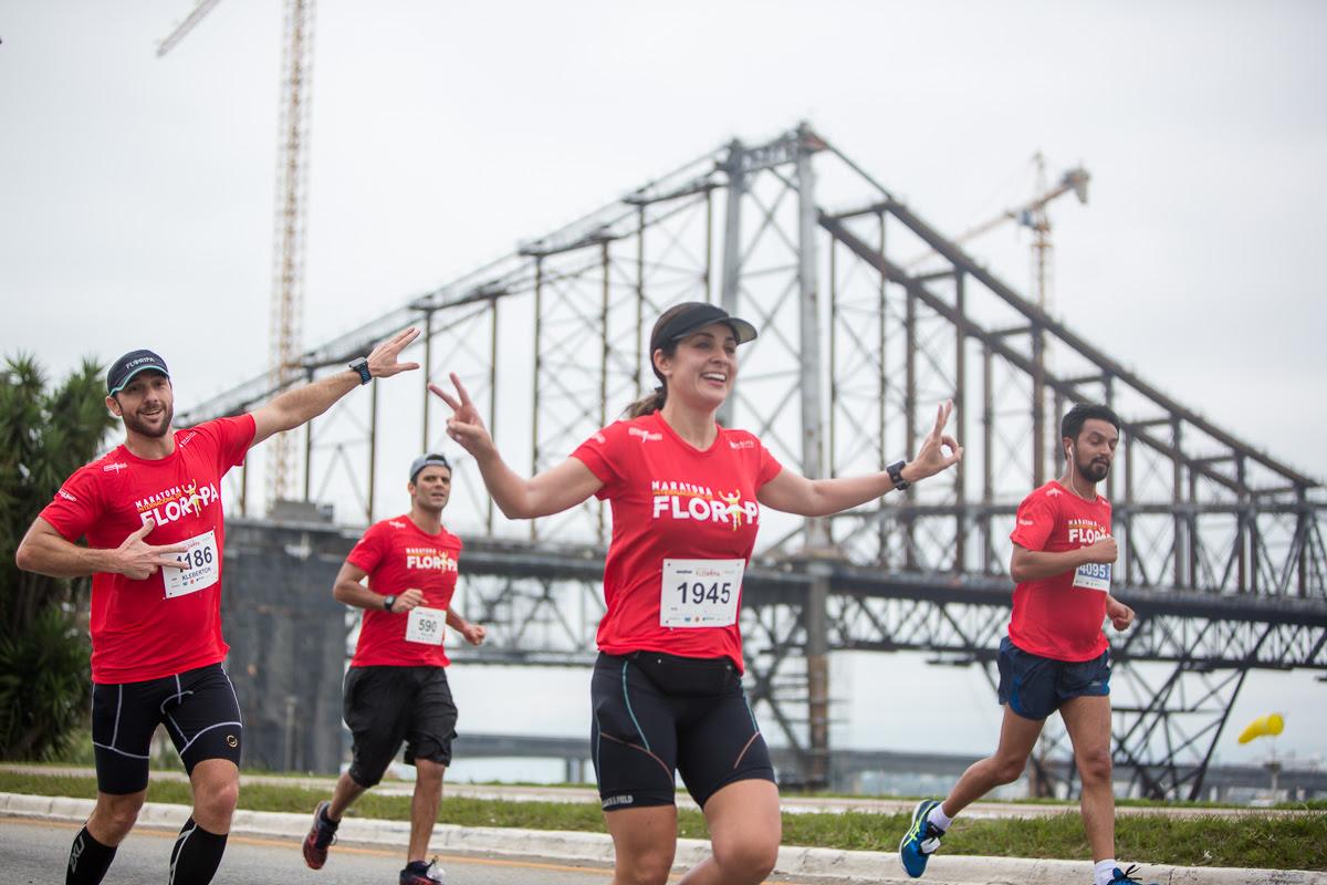 Maratona Internacional de Floripa Cosan atinge o limite técnico de 10.000 atletas