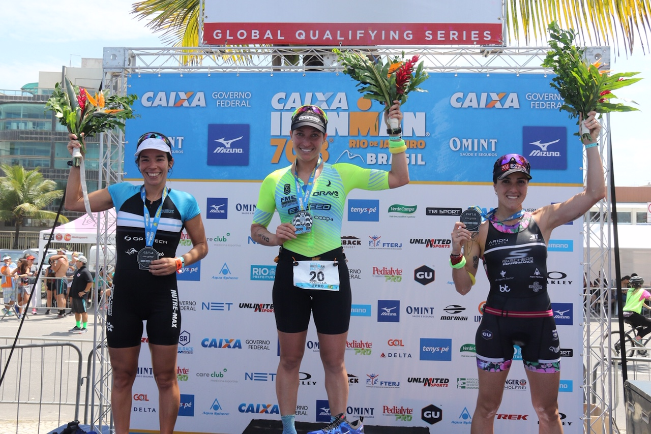 Ironman 70.3 Rio de Janeiro 2019: Pamella Oliveira é forte candidata - Foto: Fábio Falconi/Unlimited Sports