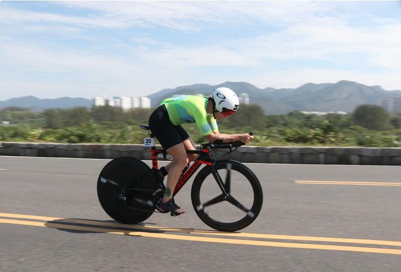 Programação oficial do Ironman 70.3 RJ 2019 começa amanhã - Foto: Fábio Falconi/Unlimited Sports