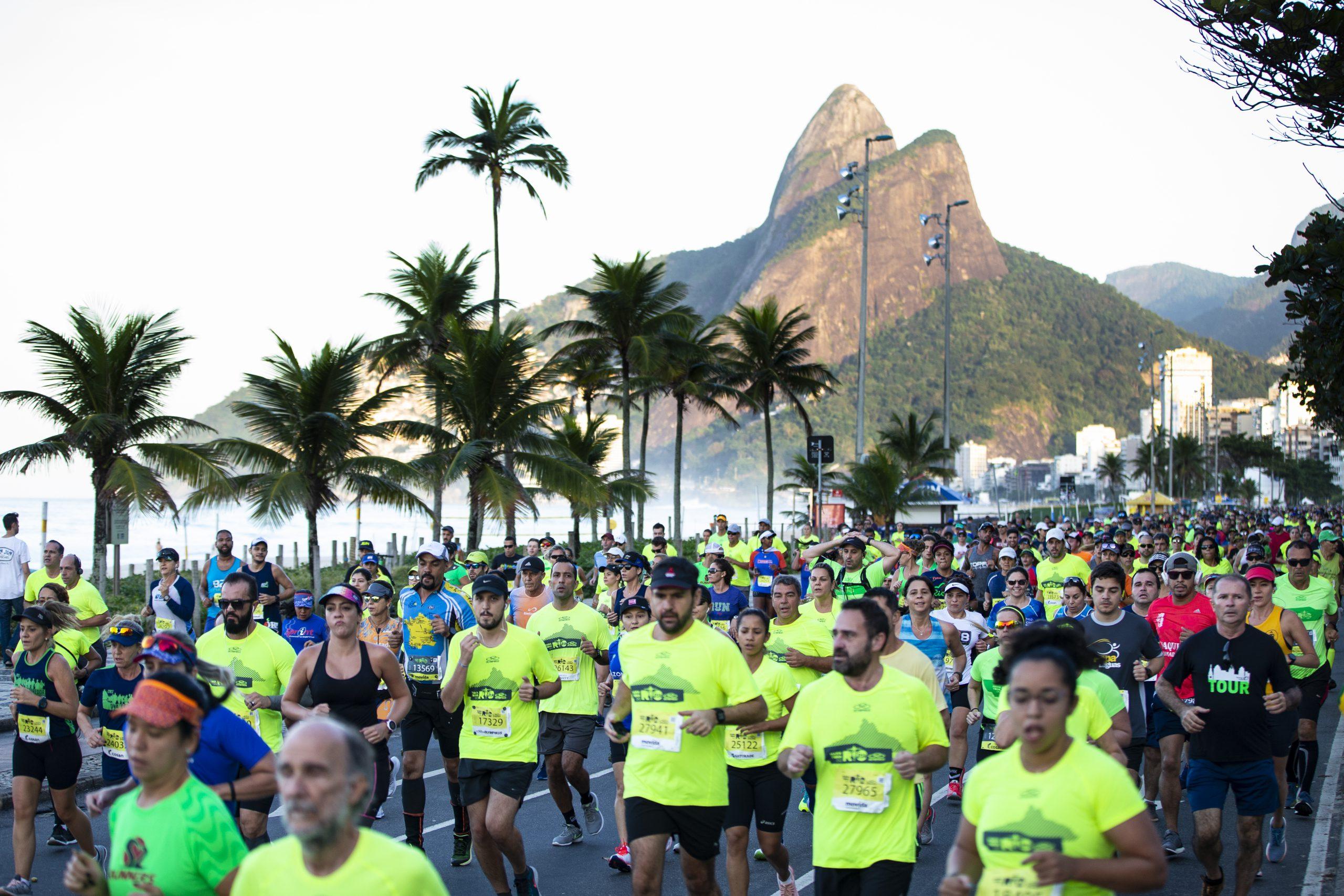 Maratona do Rio 2020 abre 1º lote de inscrições na segunda-feira (23) - Foto: Divulgação