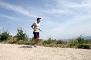 Os cuidados necessários para treinar em dias quentes