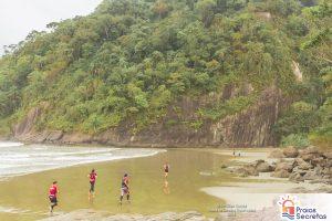 Saiba mais sobre a Praias Secretas, a trail run do litoral paulista - Foto: Divulgação
