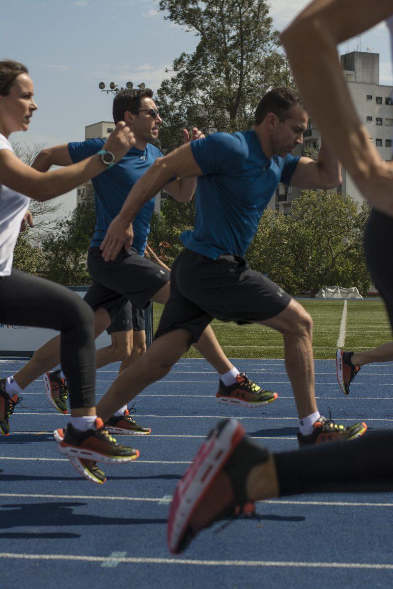 Under Armour Performance Lab desafia atletas de alta performance - Foto: Divulgação