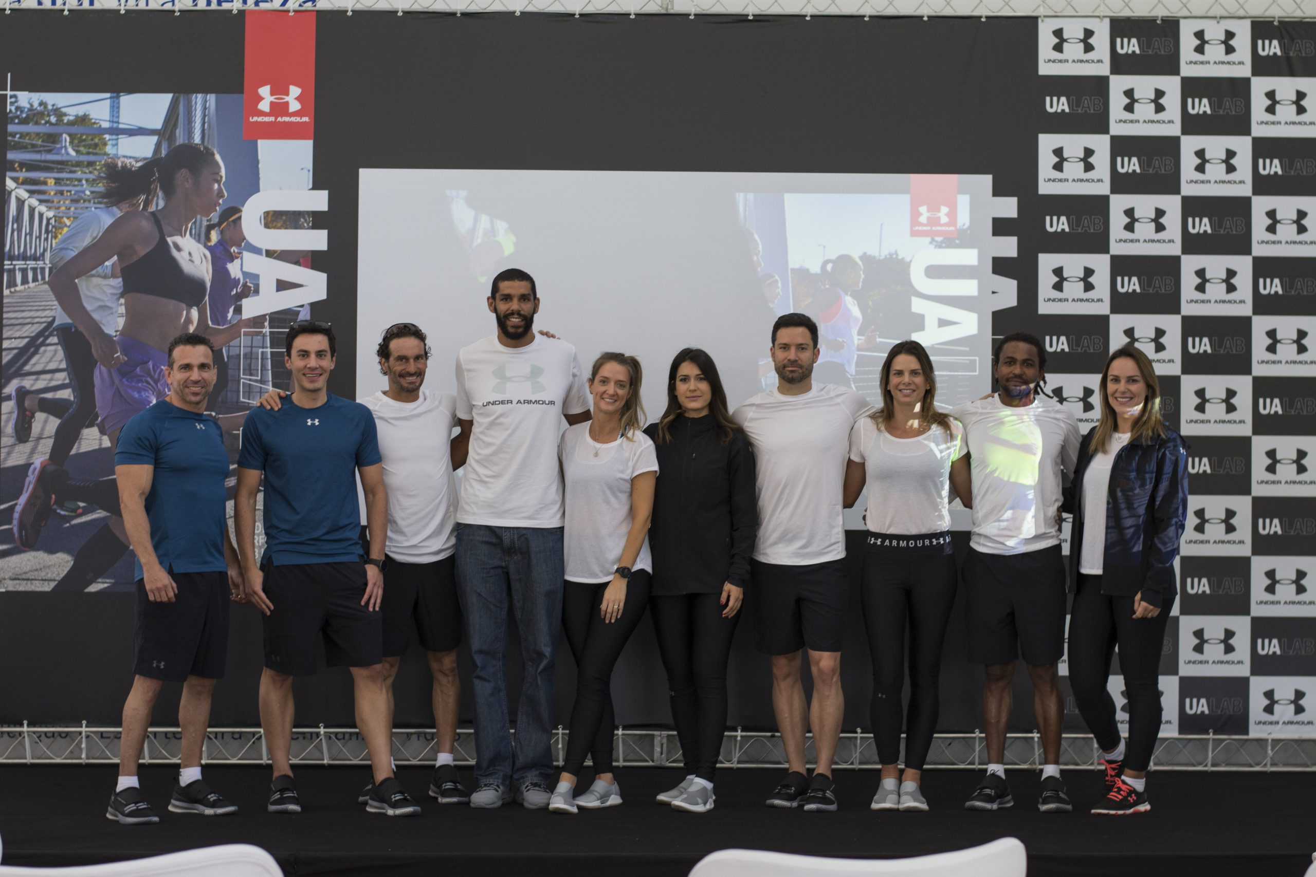 Under Armour Performance Lab desafia atletas de alta performance - Foto: Divulgação