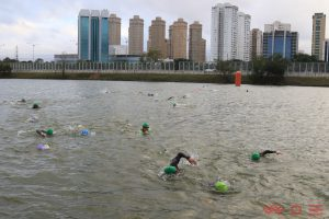 Ironman 70.3 São Paulo reunirá destaques nacionais da temporada - Foto: Fábio Falconi/Unlimited Sports