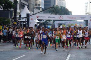Corrida de São Silvestre 2019 entra na fase final de inscrições - Foto: Gazeta Press