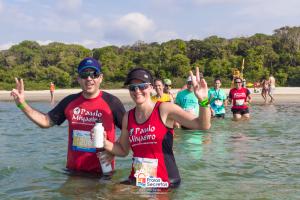 Desafio Praias Secretas Restinga de Bertioga fecha do circuito em 2019