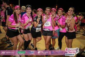 Conheça a 6ª Corrida Cheia de Charme, a corrida noturna feminina de MT