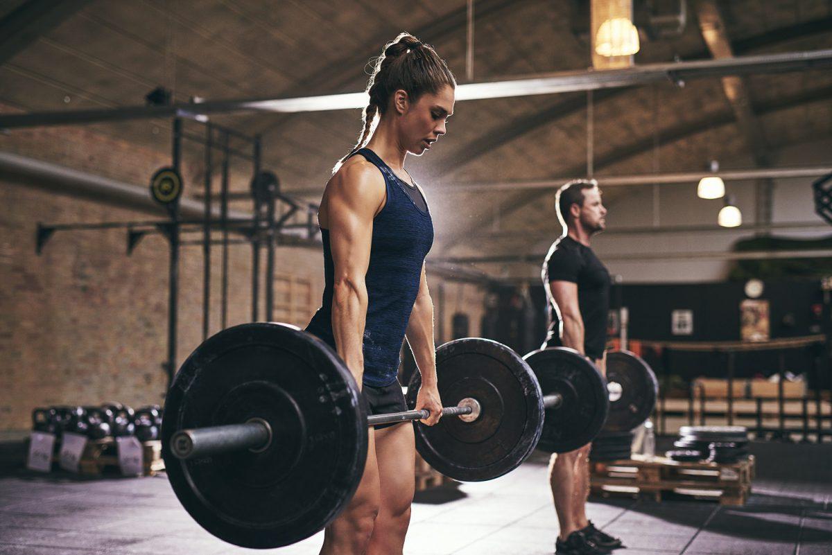 Como aumentar sua carga de treino sem se machucar