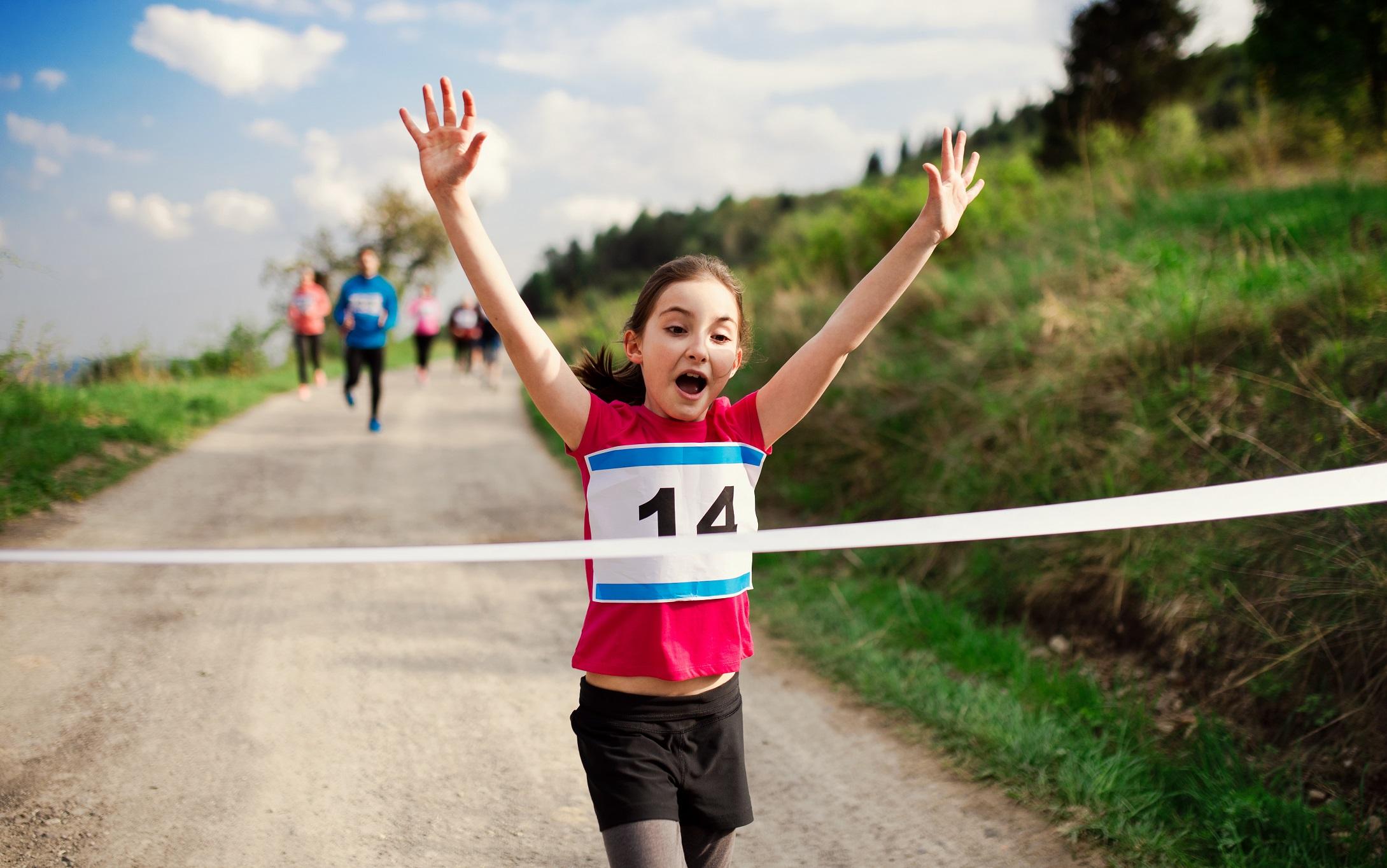 Corrida infantil: como deve ser tratada e qual o papel dos pais? - Foto: Adobe Stock