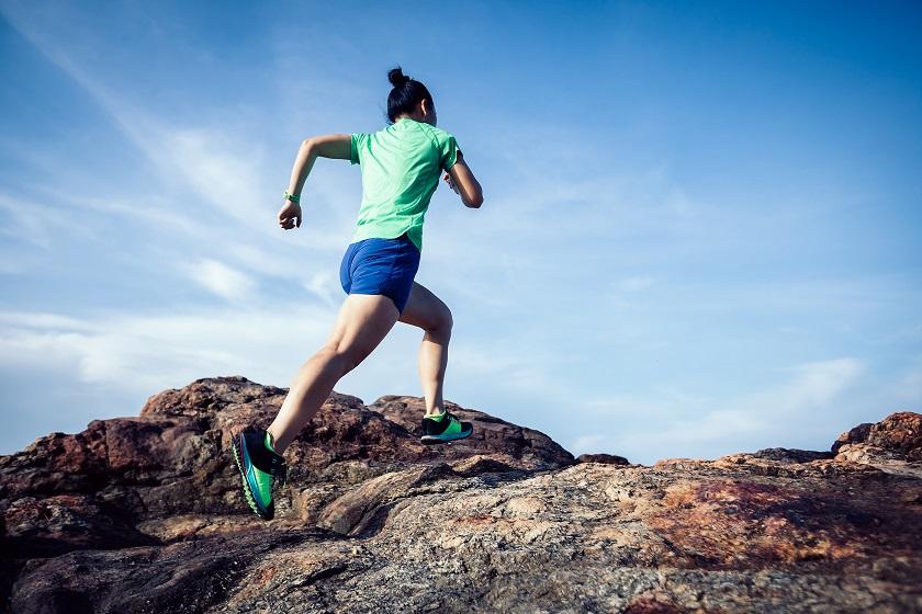 Mulher: o sexto frágil no trail running. Será?