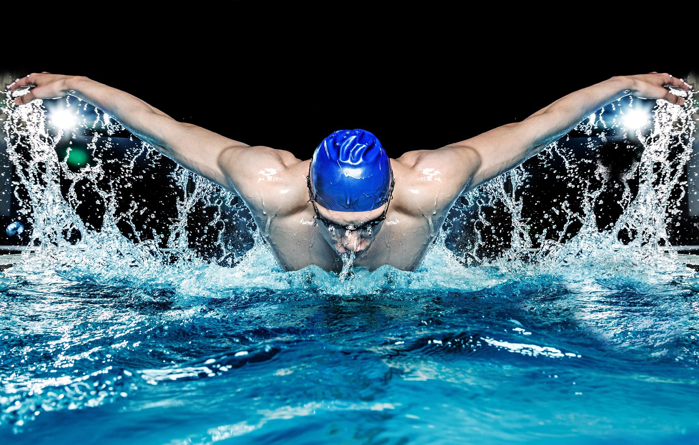 Conhece as principais lesões na natação? Veja como se prevenir - Foto: AdobeStock