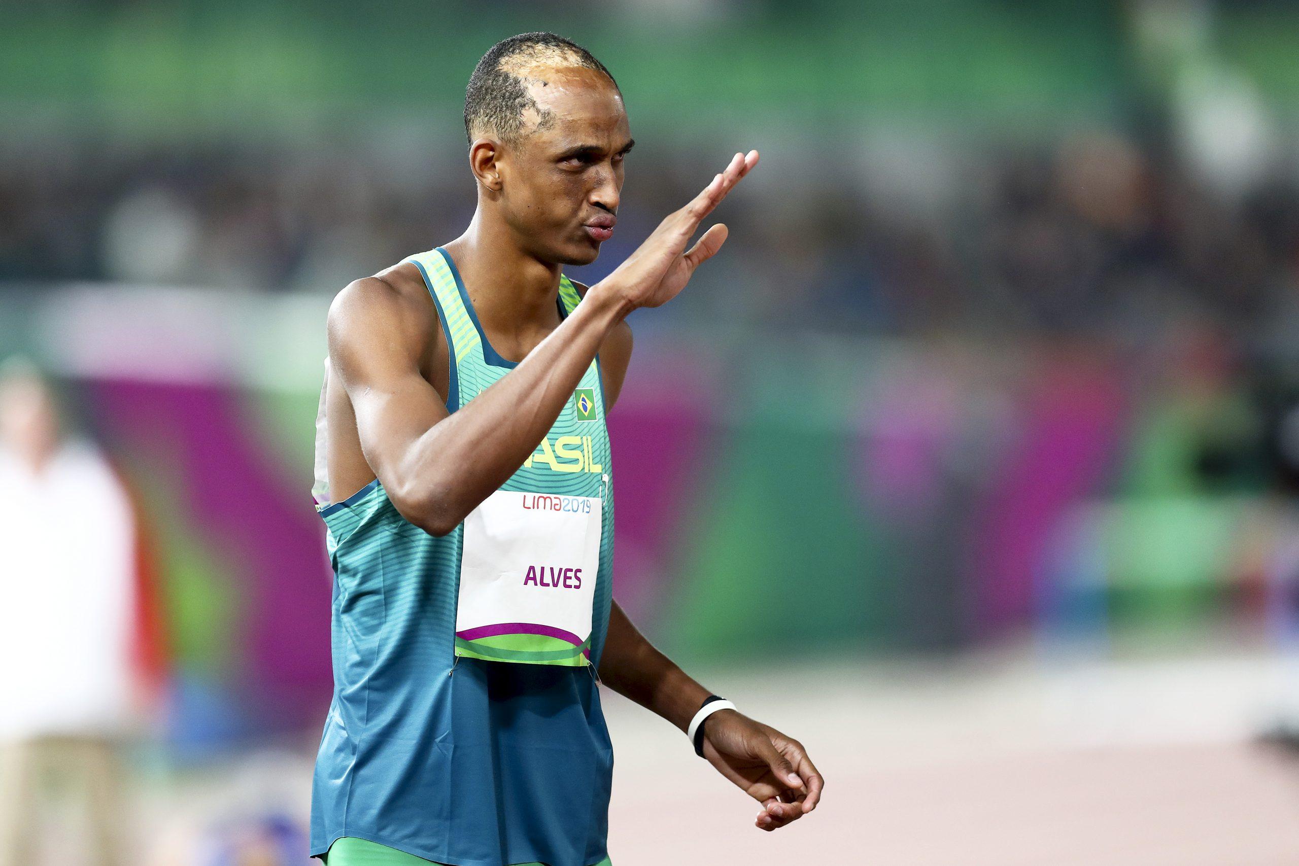 Alison dos Santos disputa prêmio revelação de 2019 do atletismo mundial - Foto: Daniel Sigaki/CBAt