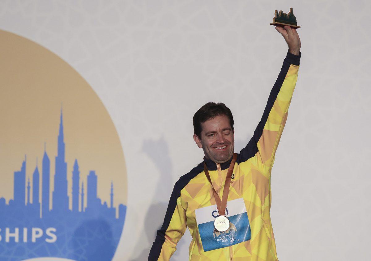 Brasil faz campanha histórica e termina Mundial de Atletismo Paralímpico na 2ª colocação