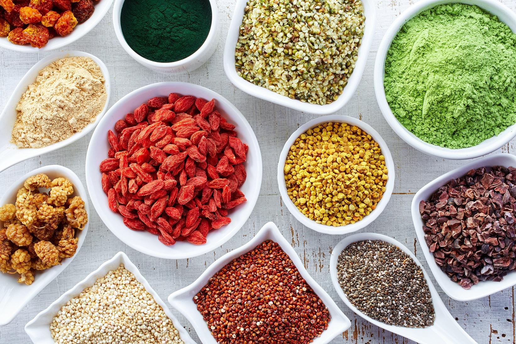 Superfoods: conheça 10 alimentos para turbinar suas refeições