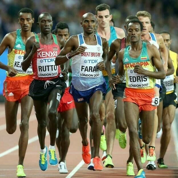 Cyrus Rutto se une à lista de 44 atletas quenianos suspensos por doping
