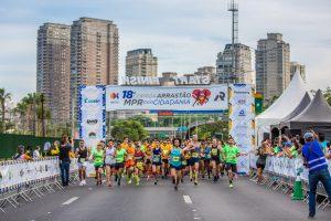 Corrida Arrastão MPR Pela Cidadania: uma festa de esporte e solidariedade