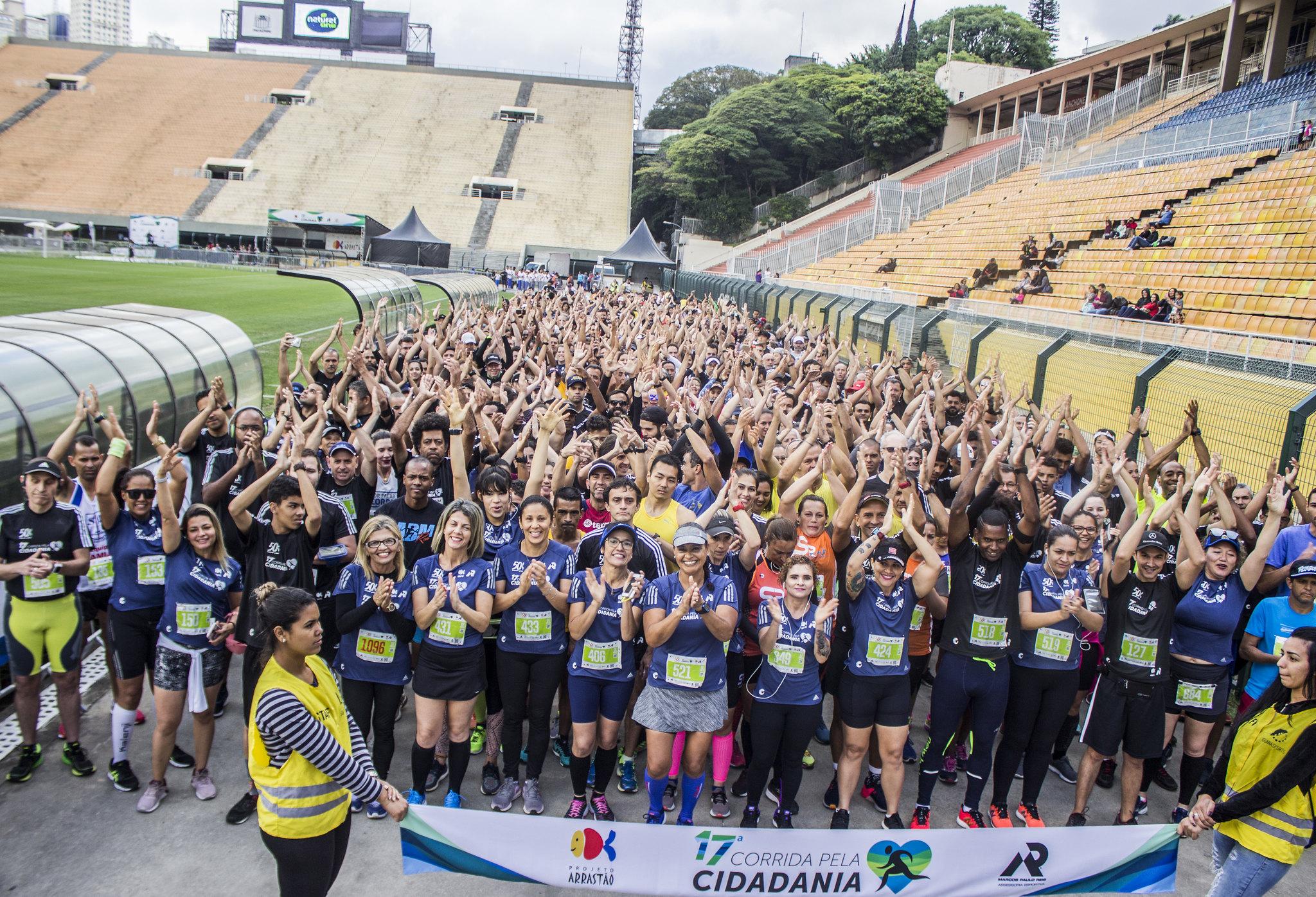 Conheça a Corrida Arrastão MPR pela Cidadania, em São Paulo - Foto: Divulgação