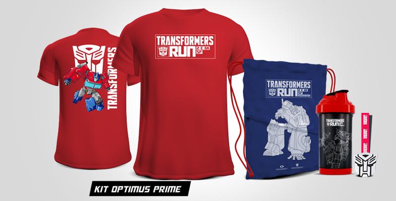 Transformers Run SP é lançada em mês voltado para a cultura pop