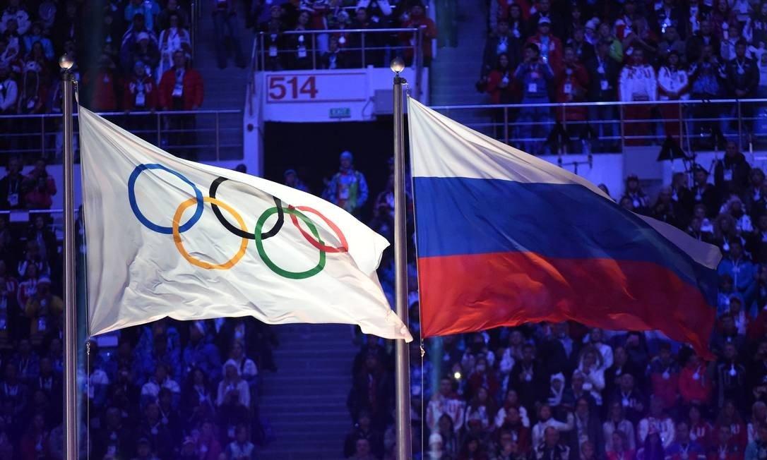 Rússia banida de Tóquio 2020