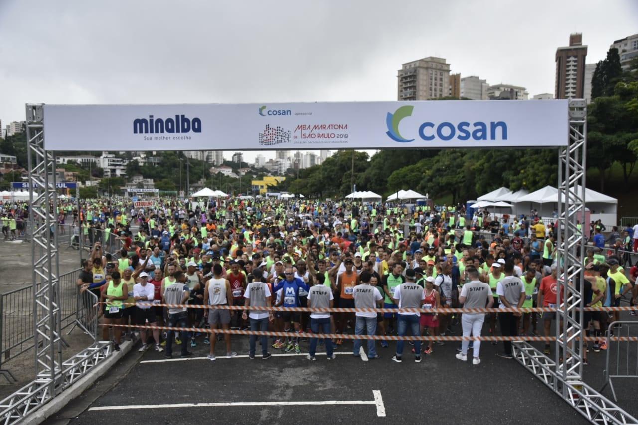 Meia Maratona Internacional de São Paulo 2020 contará com atletas de renome