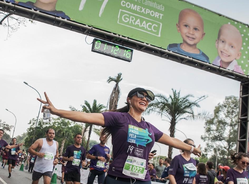  20ª Corrida e Caminhada GRAACC 2020