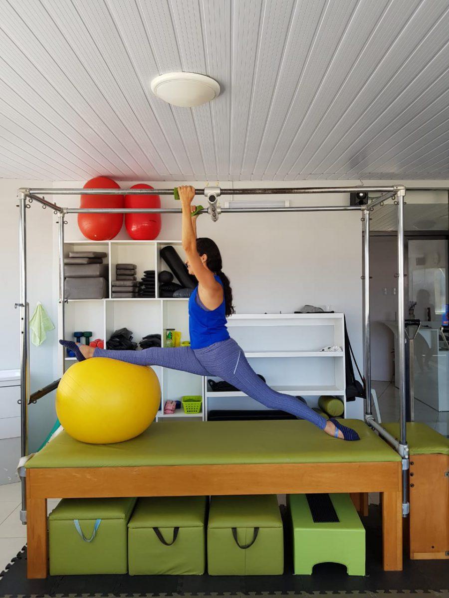 Pilates é aliado importante na manutenção da saúde mental - Foto: Divulgação