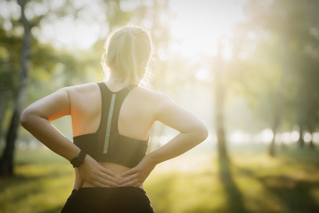 Massagem melhora a postura
