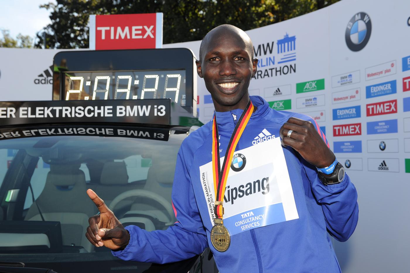 Ex-recordista mundial nos 42K, Wilson Kipsang, é suspenso por doping - Foto: Reprodução/Instagram