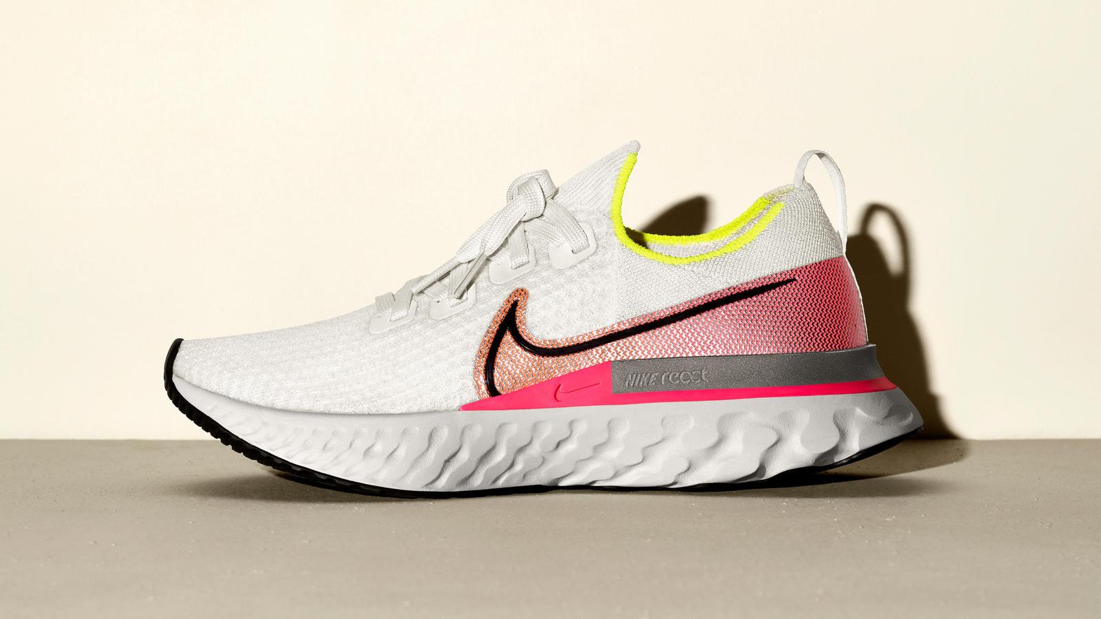 Nike apresenta React Infinity Run, o tênis com a missão de te manter correndo