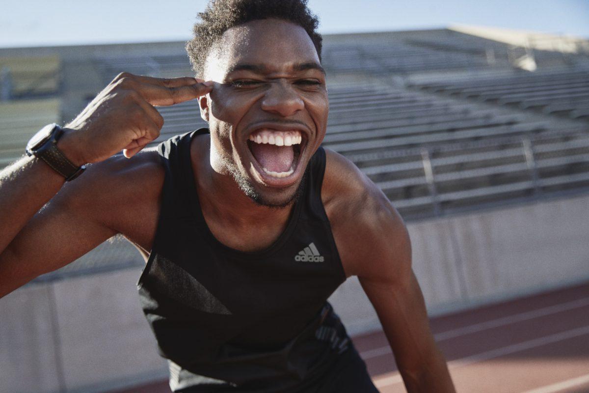 Adidas lança campanha para ressignificar o que é ser rápido