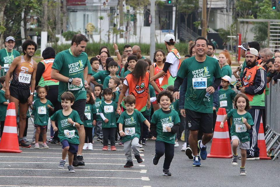 Icesp Run, do Instituto do Câncer, espera reunir 3 mil pessoas em São Paulo