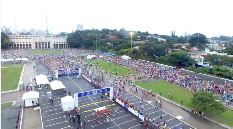 Maratona Internacional de São Paulo é adiada para o segundo semestre