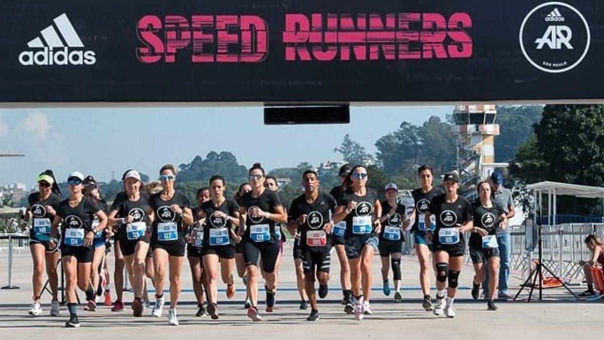 Adidas Speed Runners 2020 te desafia a ser mais rápido que seu recorde