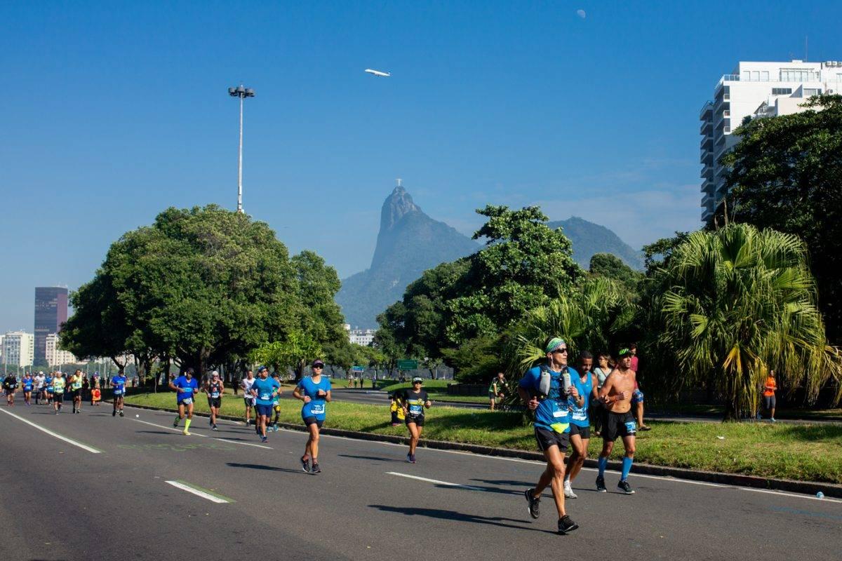 Embaixadores reforçam equipe da Maratona do Rio