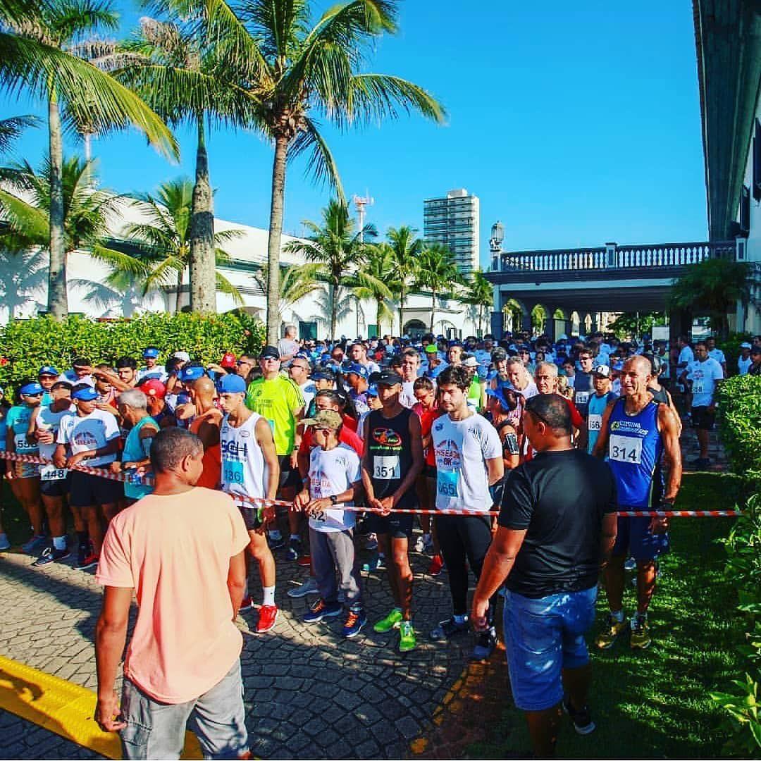 Quer correr na orla do Guarujá? Conheça a Enseada 8K 2020