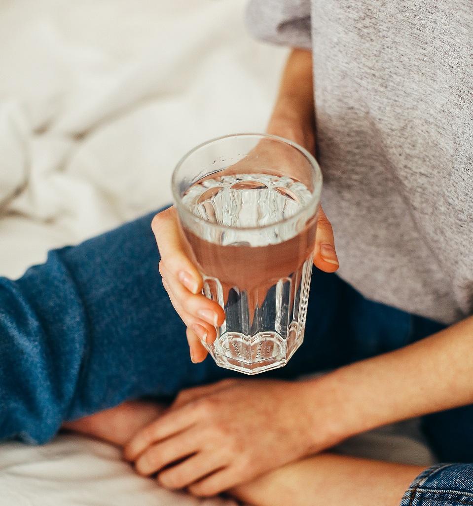Hidratação influencia imunidade contra doenças