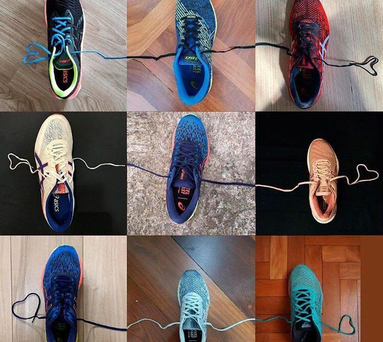 Asics convida corredores a se unirem ao movimento #UntiedYetUnited